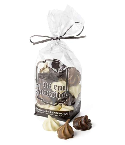 Emmentaler Backwaren Bärner Müntschi mit Schokolade