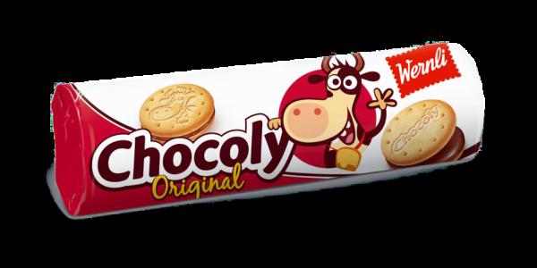 Wernli Chocoly Original