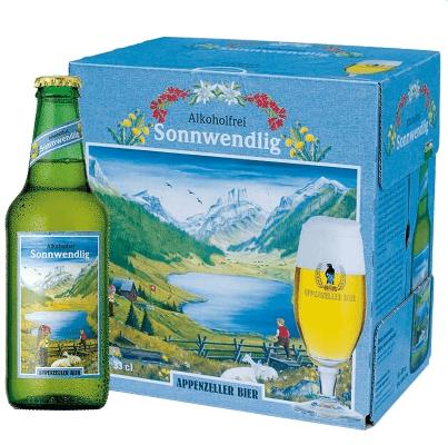 Appenzeller Sonnwendlig alkoholfrei 6er Pack