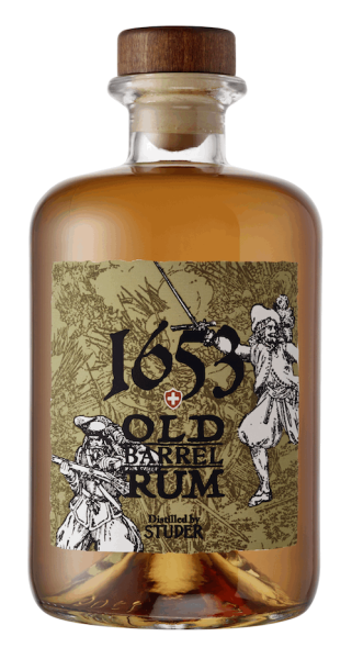 Studer´s 1653 Old Barrel Rum