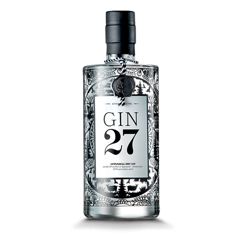 Appenzeller Gin 27