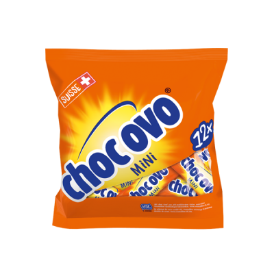 Ovomaltine Mini Choc Ovo Riegel