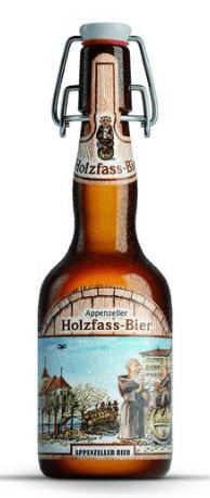 Appenzeller Holzfass Bier