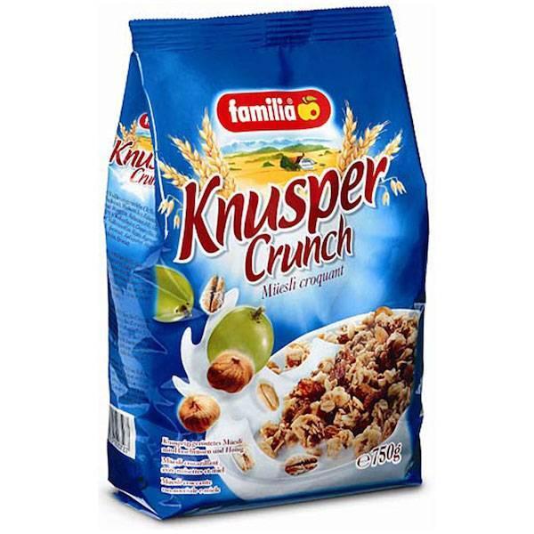 familia Knusper Crunch Müesli