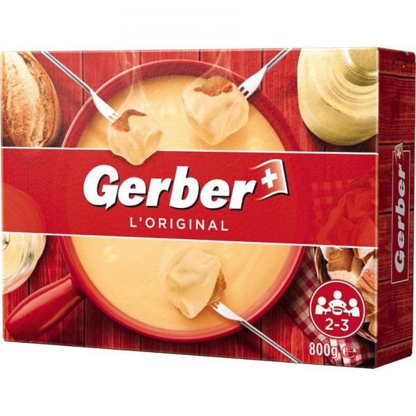 Gerber Fondue L'Original (2x400g)