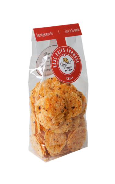 Eberle Käse Chips Chili (handgemacht)