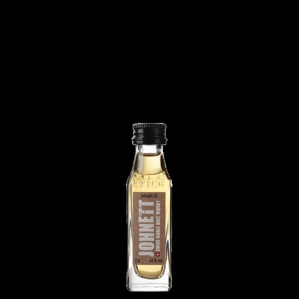 Johnett Swiss Single Malt Whisky 2010, 7 Jahre alt, 2cl