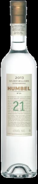 Humbel Gelber Williams Birnbrand