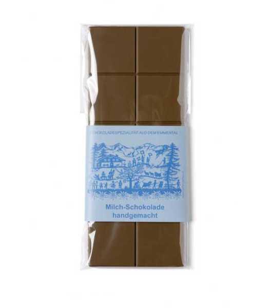 Emmentaler Milchschokolade handgefertigt