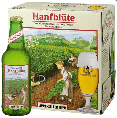 Appenzeller Hanfblüte 6er Pack