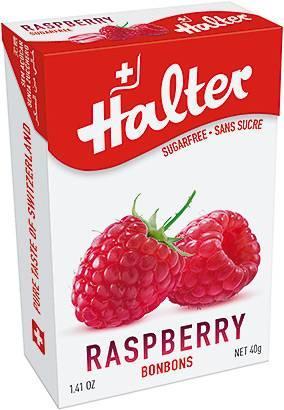 Halter Rasperry Bonbons