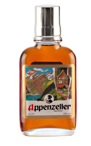 Appenzeller Alpenbitter Flachmann