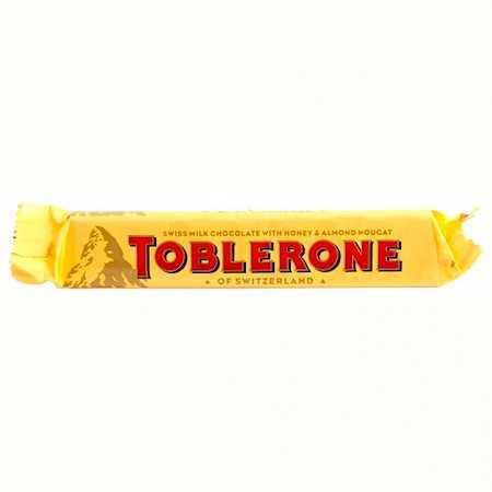 Schweizer Toblerone Milch