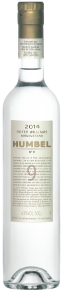 Humbel Roter Williams Birnbrand