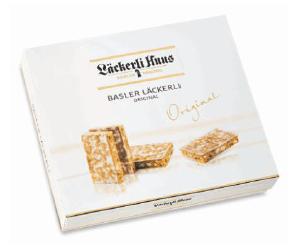 Basler Läckerli Original Geschenkverpackung