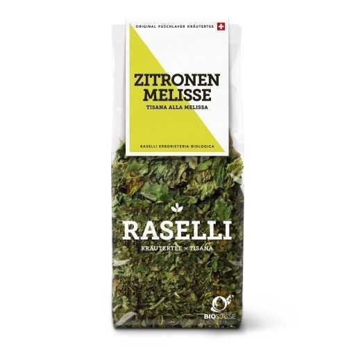 Raselli Zitronenmelisse Tee