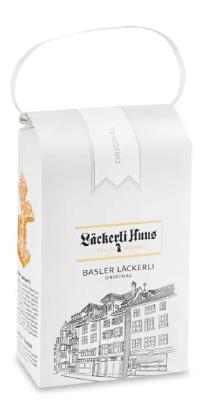 Basler Läckerli Original im Beutel