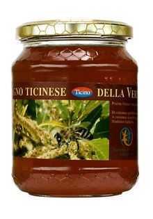 Miele di castagno ticinese (Tessiner Kastanienhonig)