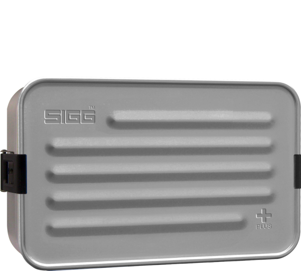 Sigg Food Box Alu silber