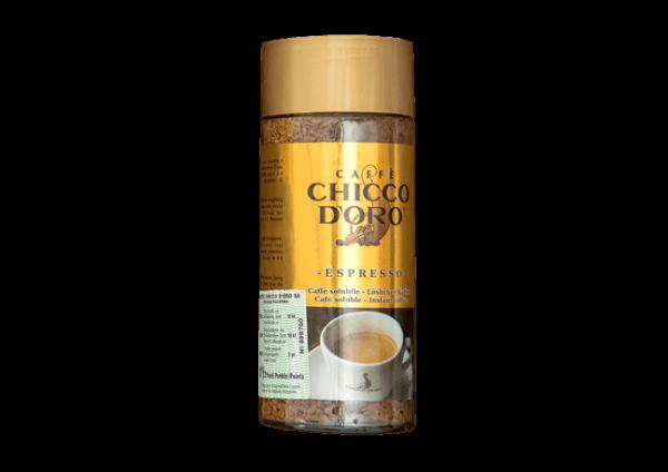 Chicco d'Oro löslicher Kaffee