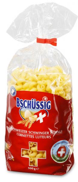 Bschüssig Urschweizer Schwinger Hörnli
