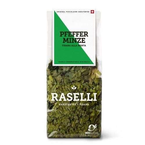 Raselli Pfefferminze Tee