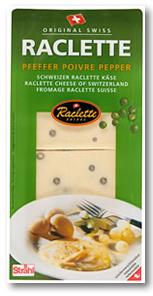 Strähl Raclette grüner Pfeffer