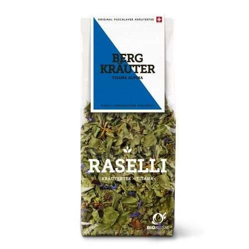 Raselli Bergkräuter Tee