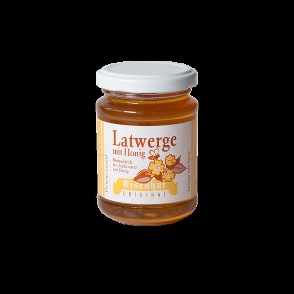 Eisenhut Latwerge mit Honig