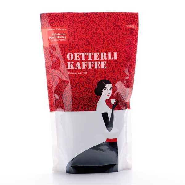 Oetterli Soledurner Märetmischung Filterkaffee