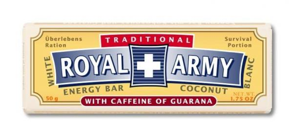 Royal Army White Schokolade