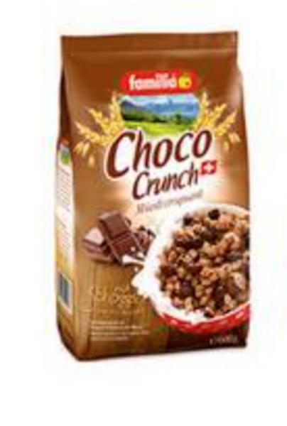 Choco Crunch Müesli