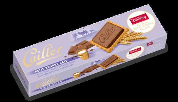 Kambly Cailler Petit Beurre Lait