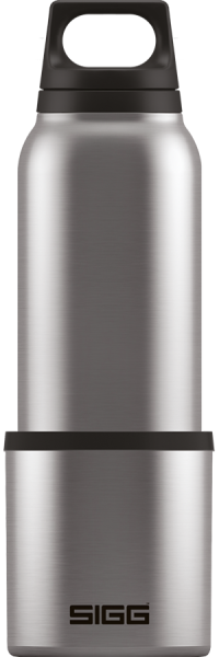 Sigg Hot & Cold One Brushed inkl. Becher