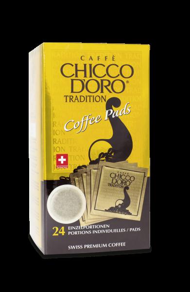 Caffè Chicco d'Oro Tradition Kaffee Pads