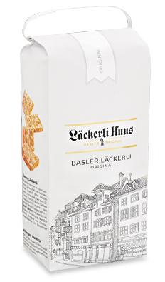 Basler Läckerli Original im Kilo Beutel