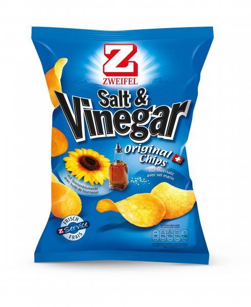 Zweifel Original Salt & Vinegar