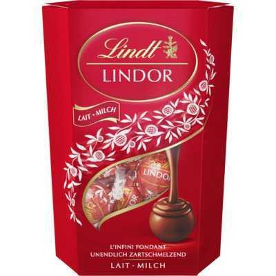 Lindt Lindor Kugeln Milchschokolade