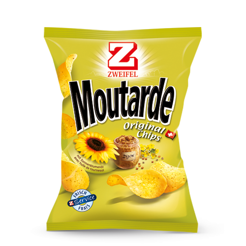 Zweifel Original Moutarde
