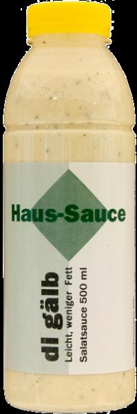 Haus-Sauce die gälb