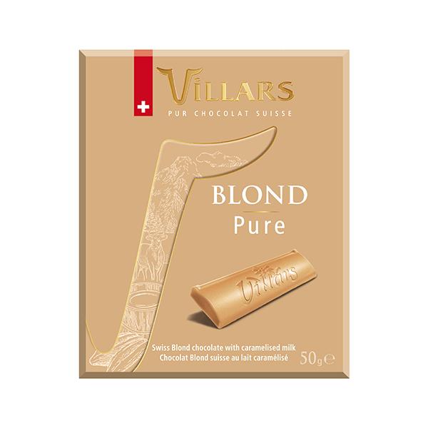 Villars Schokolade Blond Pur