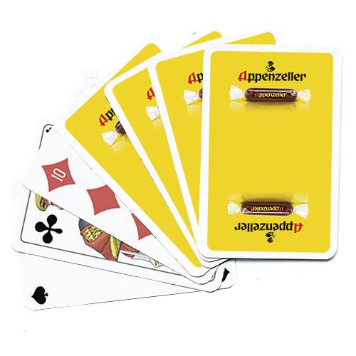 Appenzeller Jasskarten französisch