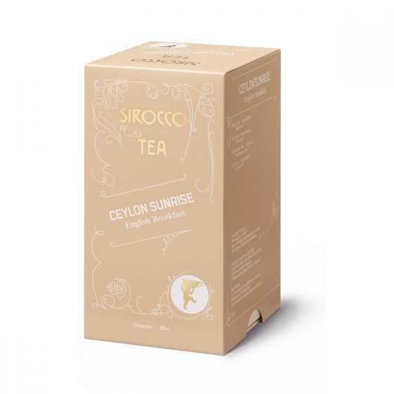 Sirocco Tee Ceylon Sunrise Beutel