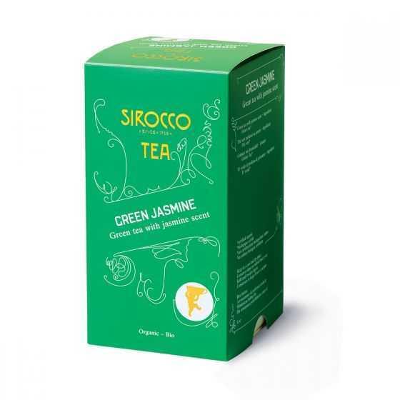 Sirocco Tee Grüner Jasmin