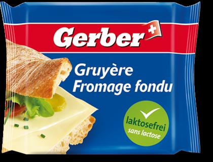 Gerber Schmelzkäse Gruyère