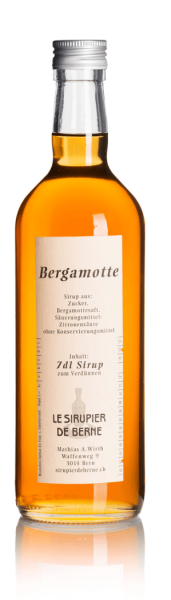 Bergamotte Sirup
