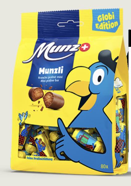 Munzli Globi Milch im Maxi-Beutel