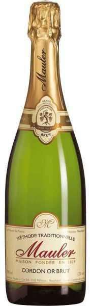 Mauler Cordon Or Brut Vin Mousseux