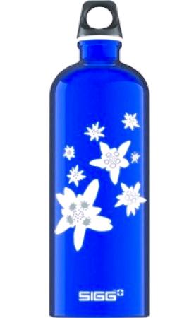 Sigg Edelweiss blau