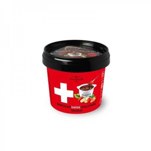 Favarger Schokoladenfondue